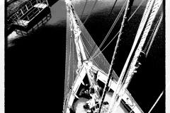Engeland Schotland de flying dutchman voorde sluis van BanavieE.J.Bruinekool Fotografie Hilversum  Copyright naamsvermelding verplicht lid NVJ. Berlagelaan 62, 1222JZ,  Hilversum, Nederland, tel. 31(0)356850950, fax. 31 356479199