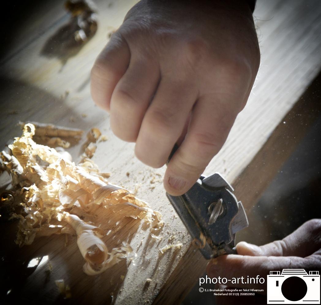 Schaven zwaard sheepstimmerwerf schoutenE.J.Bruinekool Fotografie Hilversum  Copyright naamsvermelding verplicht lid NVJ. Berlagelaan 62, 1222JZ,  Hilversum, Nederland, tel. 31(0)356850950, fax. 31 356479199