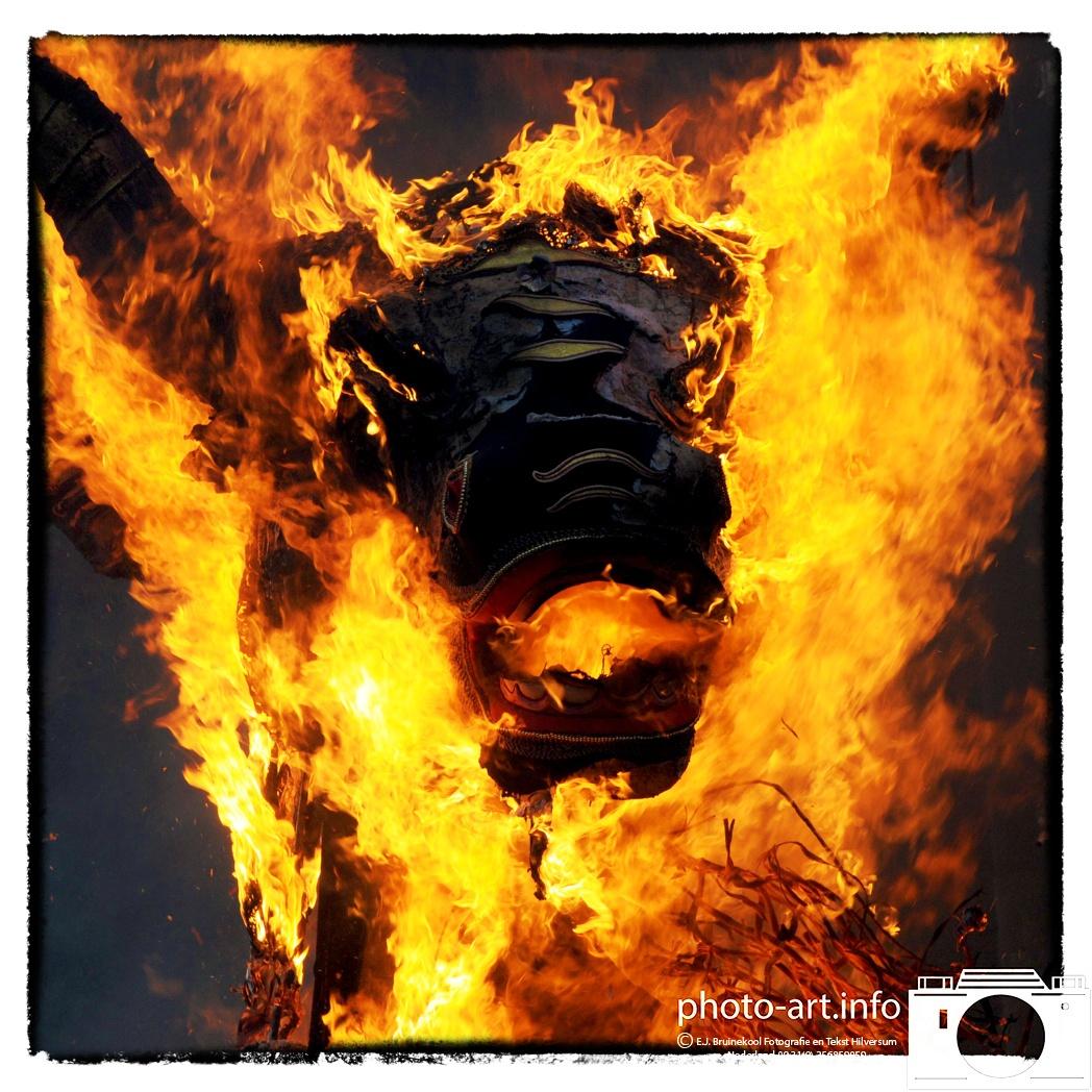 Fire-ceremony-A E.J.Bruinekool Fotografie Hilversum  Copyright