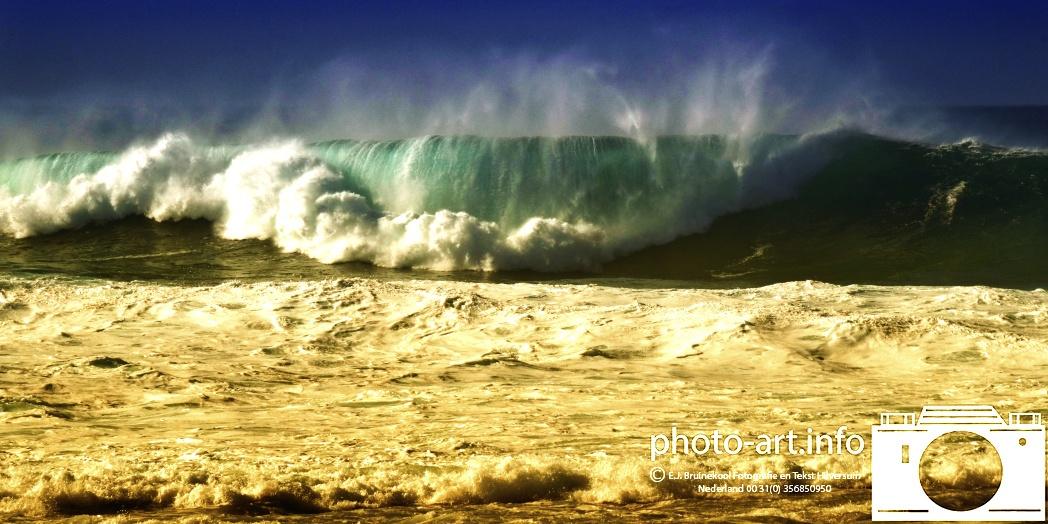 WAVE OF COLER E.J.Bruinekool Fotografie Hilversum  Copyright